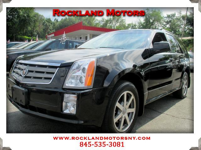 2004 Cadillac SRX DISCLAIMER We make every effort to present information that is accurate However