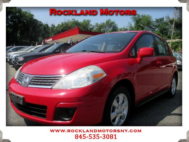 2007 Nissan Versa DISCLAIMER We make every effort to present information that is accurate However