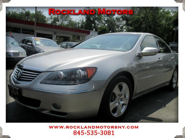 2007 Acura RL DISCLAIMER We make every effort to present information that is accurate However it i