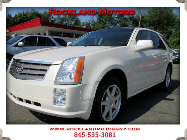 2005 Cadillac SRX DISCLAIMER We make every effort to present information that is accurate However
