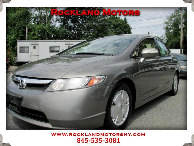 2007 Honda Civic Hybrid DISCLAIMER We make every effort to present information that is accurate Ho