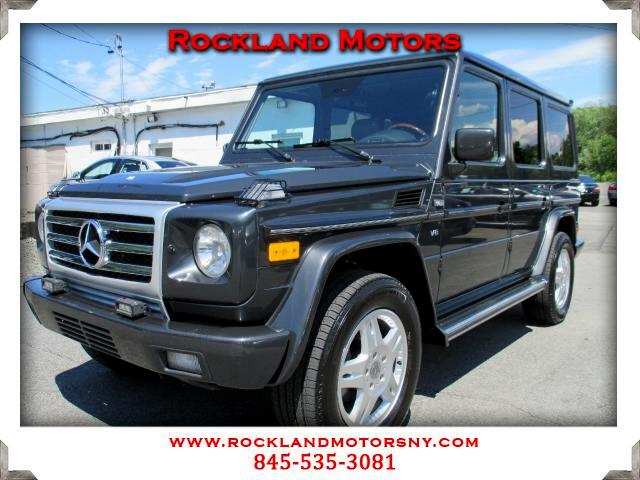 2002 Mercedes G-Class DISCLAIMER We make every effort to present information that is accurate Howe