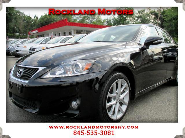 2012 Lexus IS DISCLAIMER We make every effort to present information that is accurate However it i