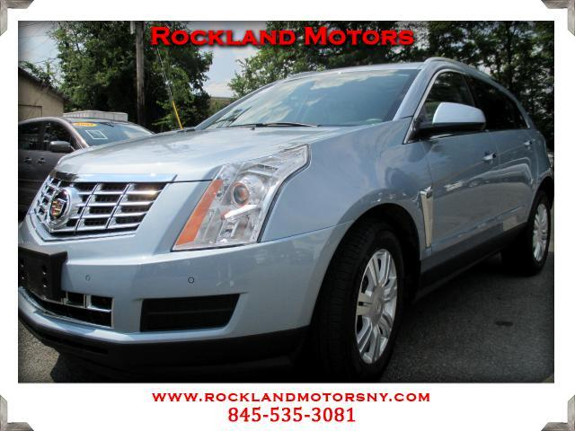 2013 Cadillac SRX DISCLAIMER We make every effort to present information that is accurate However