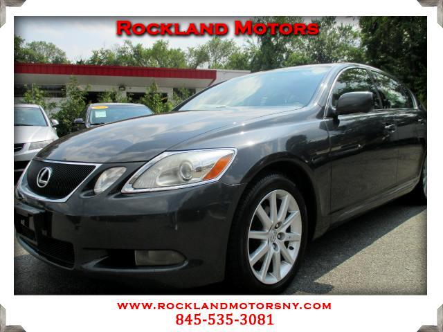 2006 Lexus GS DISCLAIMER We make every effort to present information that is accurate However it i