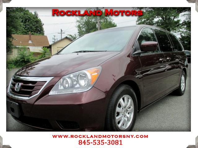2009 Honda Odyssey DISCLAIMER We make every effort to present information that is accurate However