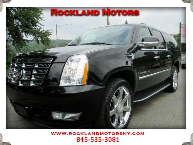 2007 Cadillac Escalade DISCLAIMER We make every effort to present information that is accurate How