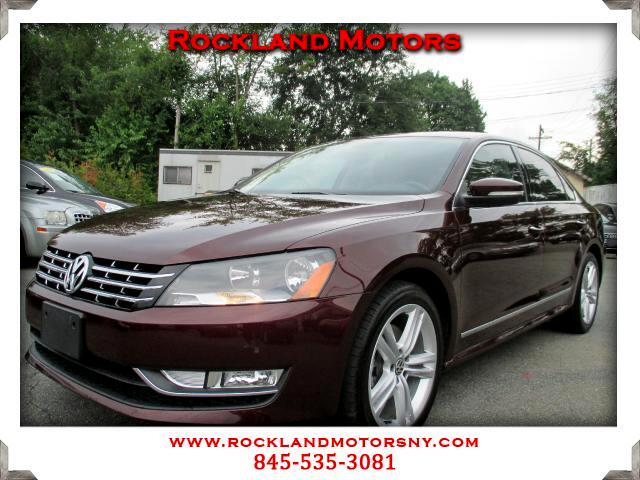2013 Volkswagen Passat DISCLAIMER We make every effort to present information that is accurate How