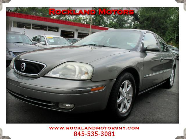 2002 Mercury Sable DISCLAIMER We make every effort to present information that is accurate However