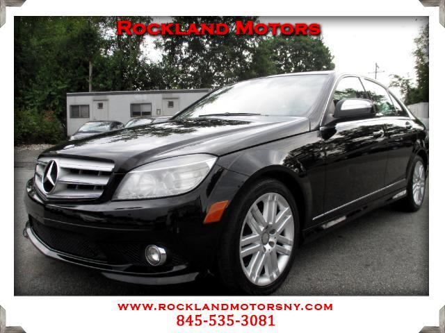 2008 Mercedes C-Class DISCLAIMER We make every effort to present information that is accurate Howe