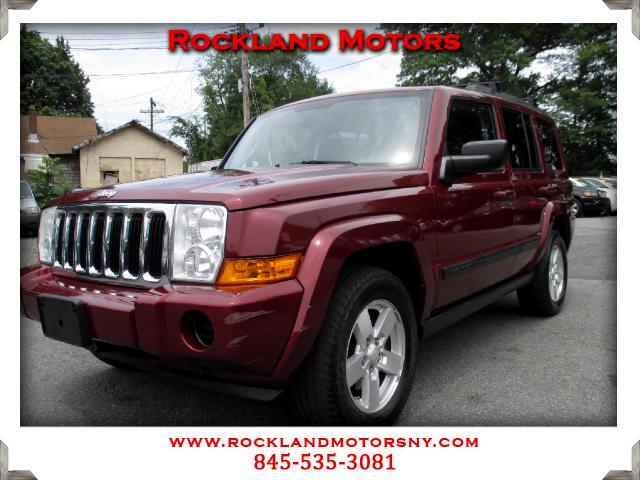 2007 Jeep Commander DISCLAIMER We make every effort to present information that is accurate Howeve