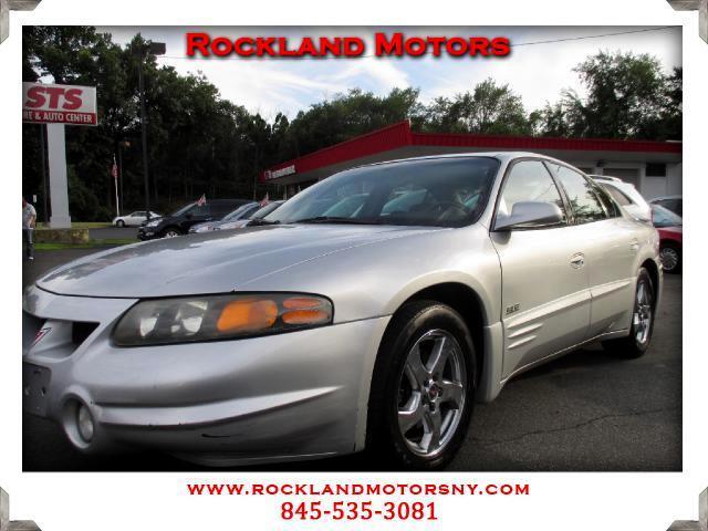 2002 Pontiac Bonneville DISCLAIMER We make every effort to present information that is accurate Ho