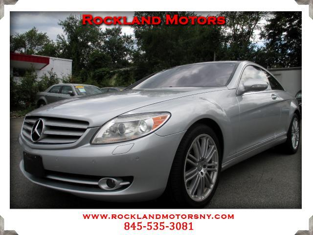 2008 Mercedes CL-Class DISCLAIMER We make every effort to present information that is accurate How
