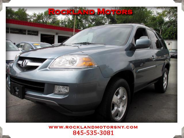 2006 Acura MDX DISCLAIMER We make every effort to present information that is accurate However it