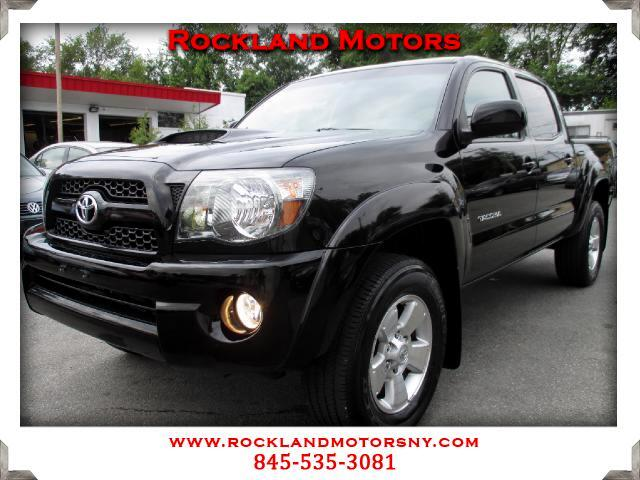 2011 Toyota Tacoma DISCLAIMER We make every effort to present information that is accurate However