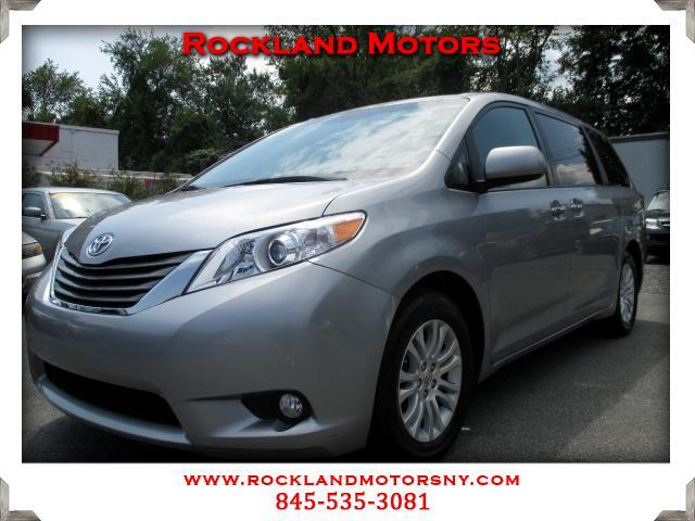 2013 Toyota Sienna DISCLAIMER We make every effort to present information that is accurate However
