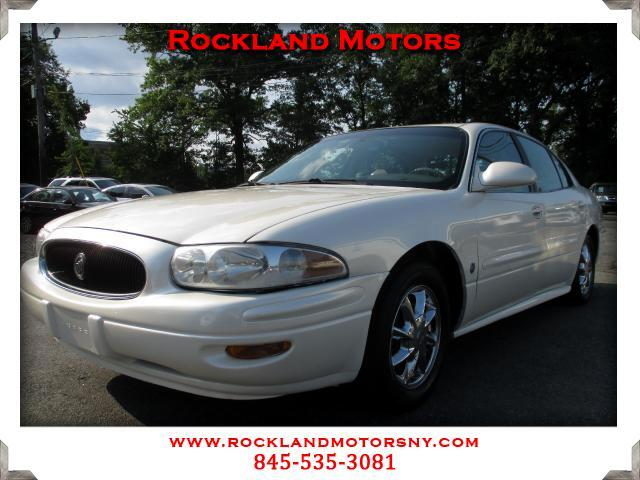 2003 Buick LeSabre DISCLAIMER We make every effort to present information that is accurate However