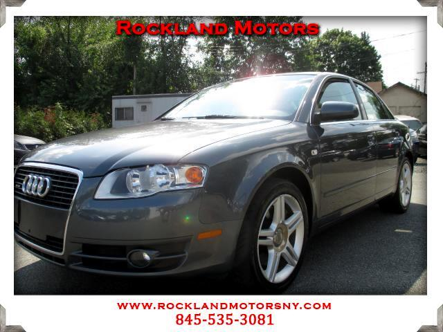 2006 Audi A4 DISCLAIMER We make every effort to present information that is accurate However it is