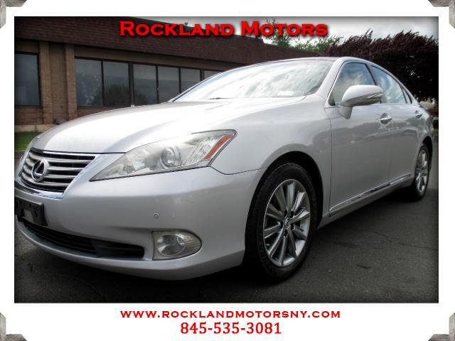 2010 Lexus ES 350 DISCLAIMER We make every effort to present information that is accurate However