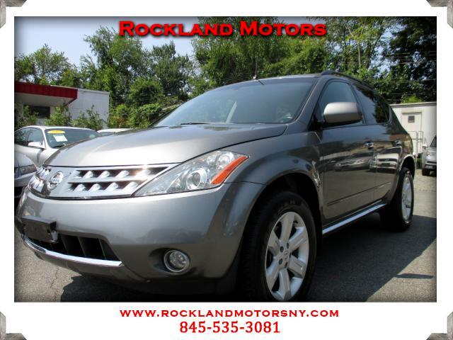 2007 Nissan Murano DISCLAIMER We make every effort to present information that is accurate However