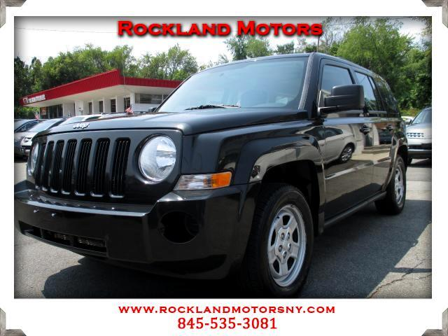 2010 Jeep Patriot DISCLAIMER We make every effort to present information that is accurate However