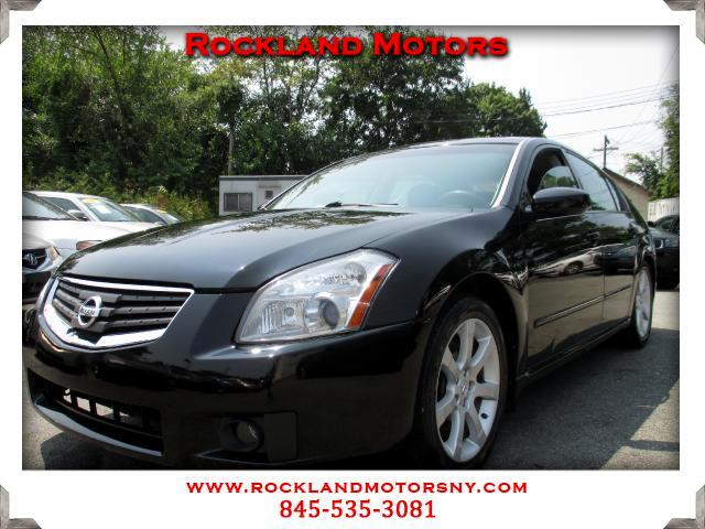 2007 Nissan Maxima DISCLAIMER We make every effort to present information that is accurate However