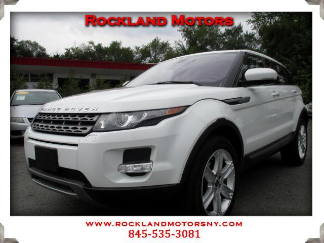 2012 Land Rover Range Rover Evoque DISCLAIMER We make every effort to present information that is a
