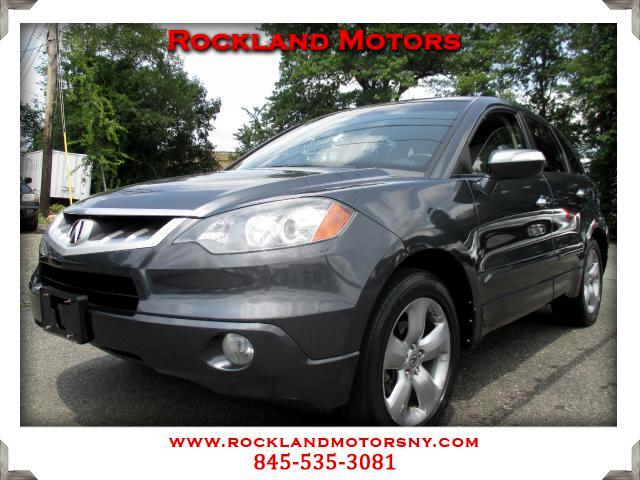 2007 Acura RDX DISCLAIMER We make every effort to present information that is accurate However it