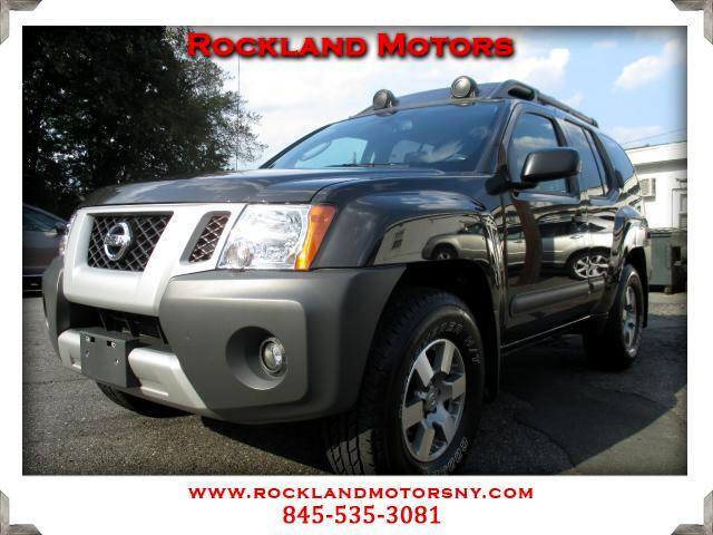 2012 Nissan Xterra DISCLAIMER We make every effort to present information that is accurate However