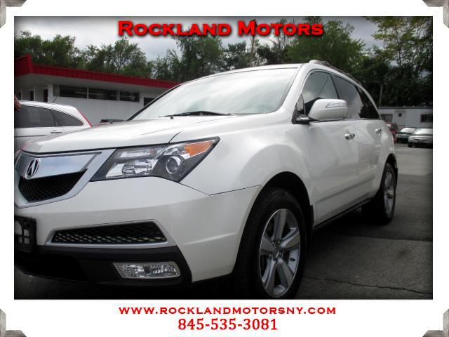 2012 Acura MDX DISCLAIMER We make every effort to present information that is accurate However it