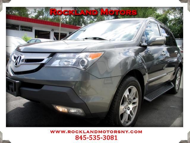 2007 Acura MDX DISCLAIMER We make every effort to present information that is accurate However it