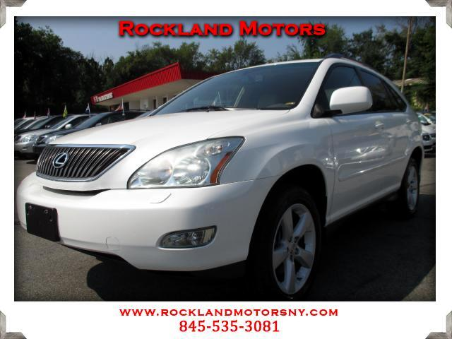 2007 Lexus RX 350 DISCLAIMER We make every effort to present information that is accurate However