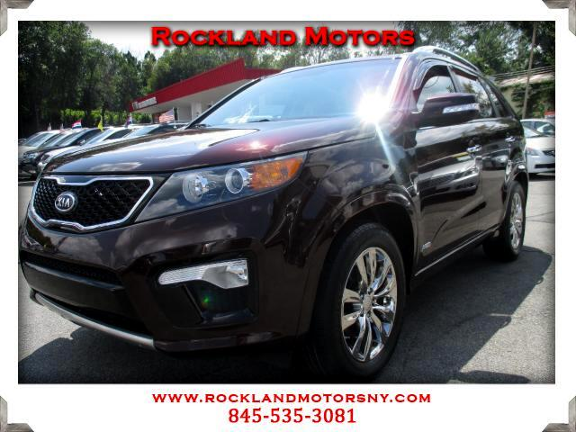 2012 Kia Sorento DISCLAIMER We make every effort to present information that is accurate However i