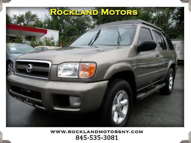 2003 Nissan Pathfinder DISCLAIMER We make every effort to present information that is accurate Ho