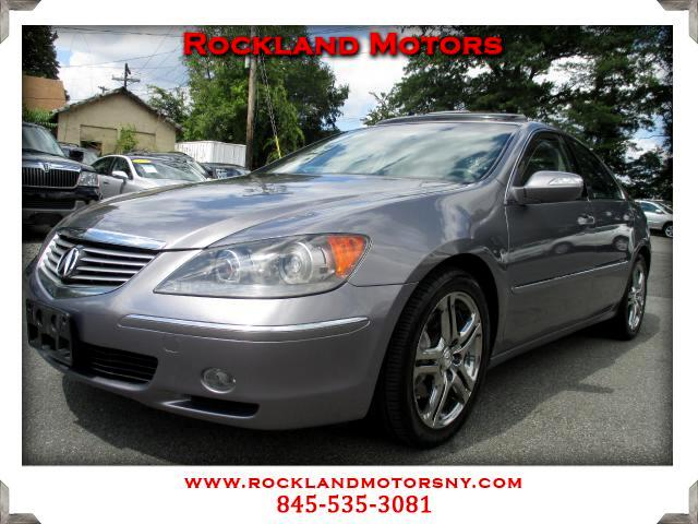 2005 Acura RL DISCLAIMER We make every effort to present information that is accurate However it i