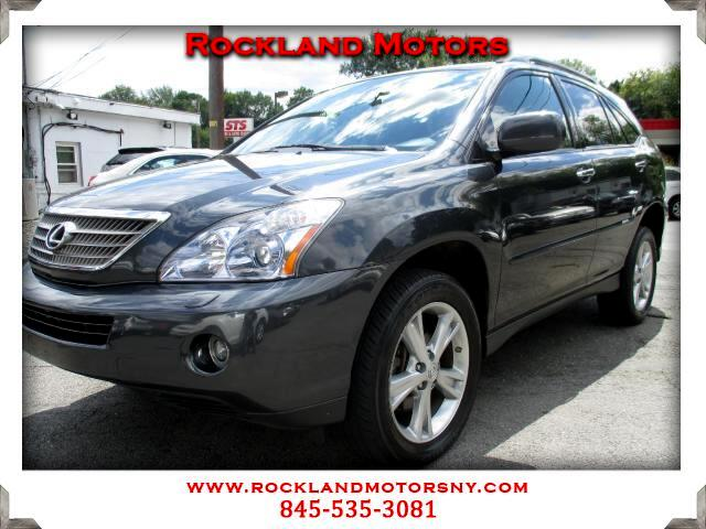 2008 Lexus RX 400h DISCLAIMER We make every effort to present information that is accurate However