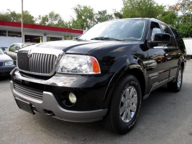 2004 Lincoln Navigator DISCLAIMER We make every effort to present information that is accurate How
