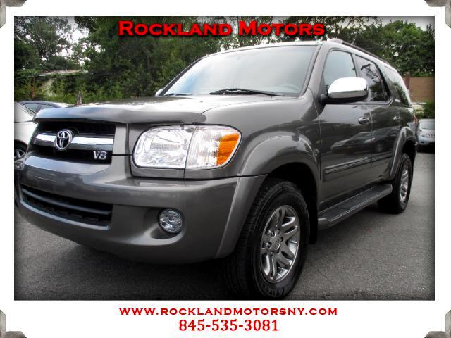 2007 Toyota Sequoia DISCLAIMER We make every effort to present information that is accurate Howeve