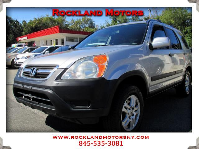 2002 Honda CR-V DISCLAIMER We make every effort to present information that is accurate However it