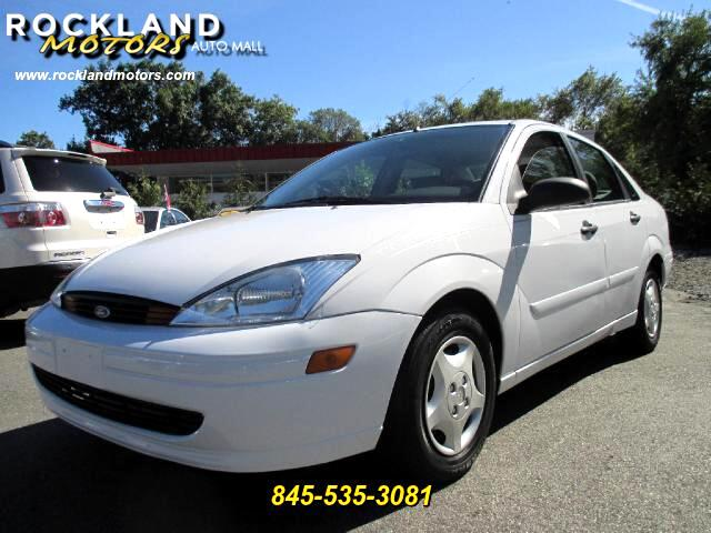 2001 Ford Focus DISCLAIMER We make every effort to present information that is accurate However i