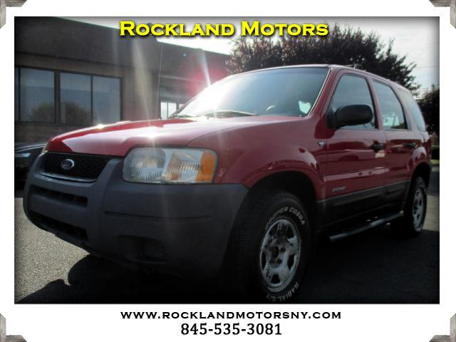2002 Ford Escape DISCLAIMER We make every effort to present information that is accurate However