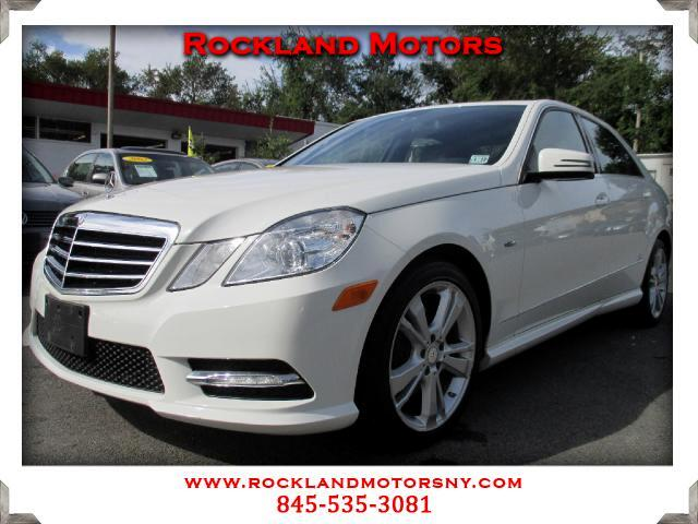 2012 Mercedes E-Class DISCLAIMER We make every effort to present information that is accurate Howe