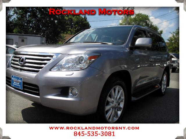 2009 Lexus LX 570 DISCLAIMER We make every effort to present information that is accurate However