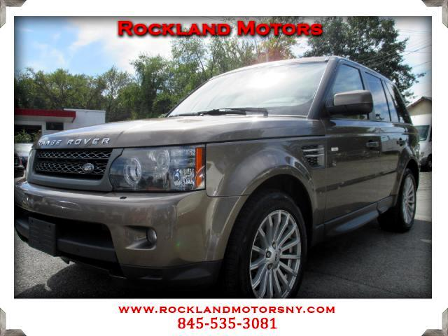 2011 Land Rover Range Rover Sport DISCLAIMER We make every effort to present information that is ac