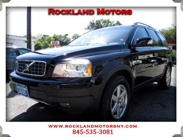 2007 Volvo XC90 DISCLAIMER We make every effort to present information that is accurate However it