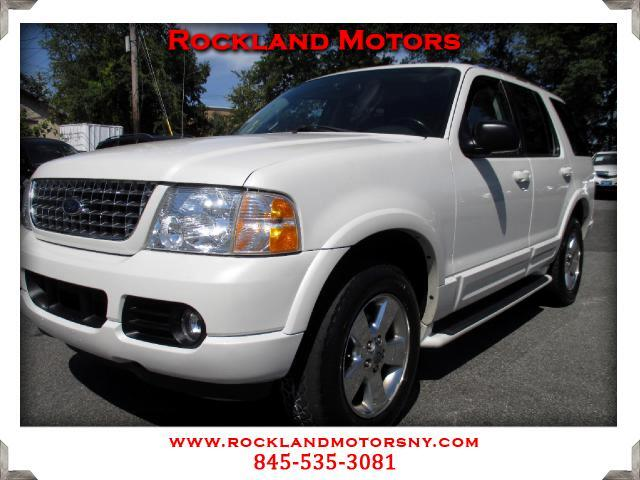 2003 Ford Explorer DISCLAIMER We make every effort to present information that is accurate However