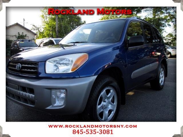 2003 Toyota RAV4 DISCLAIMER We make every effort to present information that is accurate However i