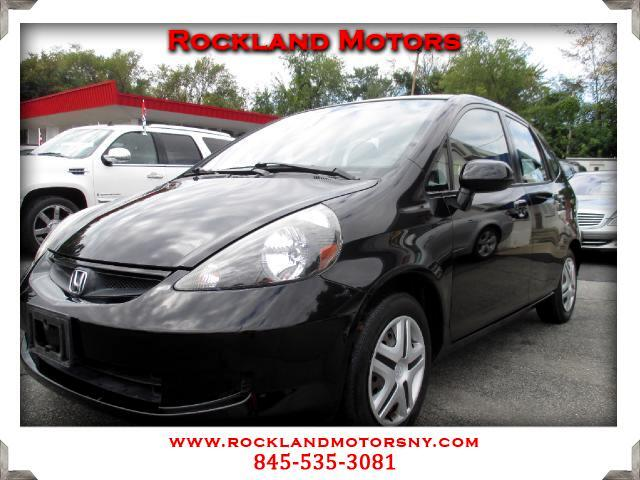 2007 Honda Fit DISCLAIMER We make every effort to present information that is accurate However it