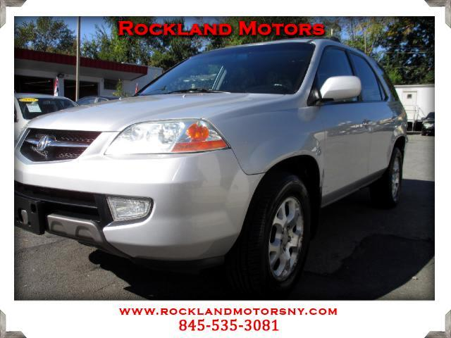 2001 Acura MDX DISCLAIMER We make every effort to present information that is accurate However it