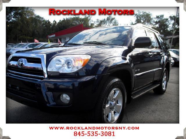 2006 Toyota 4Runner DISCLAIMER We make every effort to present information that is accurate Howeve